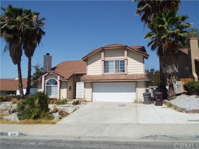 Moreno Valley Single Family Home For Sale: 12299 Timlico Court