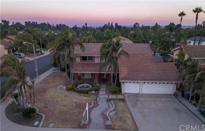 La Verne Single Family Home For Sale: 1718 Genesee Dr