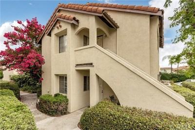Mission Viejo Condo/Townhouse For Sale: 23351 La Crescenta #d307 #D