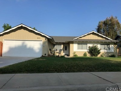 La Verne Single Family Home For Sale: 2815 Marco Ct