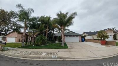 Ontario Single Family Home For Sale: 1533 N Solano Avenue