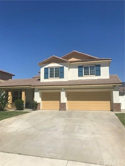 San Bernardino Single Family Home For Sale: 1132 Shady Creek Drive