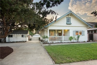 San Dimas Single Family Home For Sale: 511 Belleview Avenue