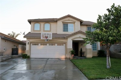 Single Family Home For Sale: 7192 Helena Place