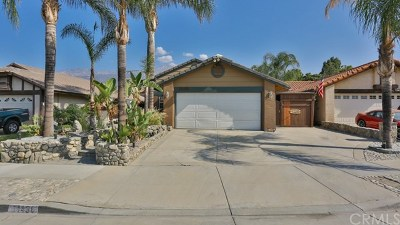 Rancho Cucamonga Single Family Home For Sale: 11436 Mount Palomar Street