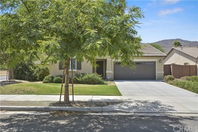 San Jacinto Single Family Home For Sale: 508 Julian Avenue