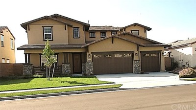Rancho Cucamonga Single Family Home For Sale: 12181 Fargo Court