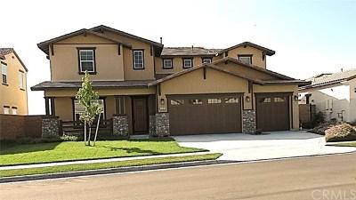 Rancho Cucamonga Single Family Home For Sale: 12181 Fargo Court