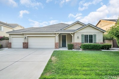 Rancho Cucamonga Single Family Home For Sale: 7476 Bungalow Way