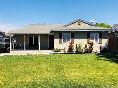 Covina Single Family Home For Sale: 16709 E Greenhaven Street