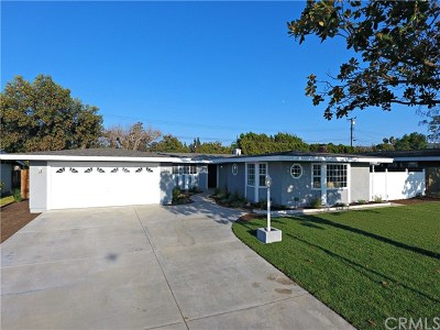 West Covina Single Family Home For Sale: 414 S Meadow Road