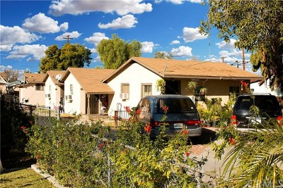 Redlands Multi Family Home For Sale: 1023 Herald Street