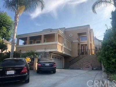 Walnut Single Family Home For Sale: 539 Bourdet Street