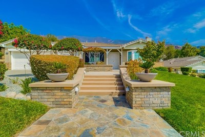 Rancho Cucamonga Single Family Home For Sale: 9950 Meadowood Drive