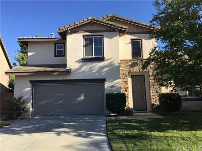 Winchester Single Family Home For Sale: 32291 Rosemary Street