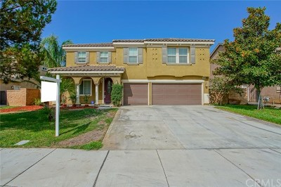 Eastvale Single Family Home For Sale: 6463 Harrow Street