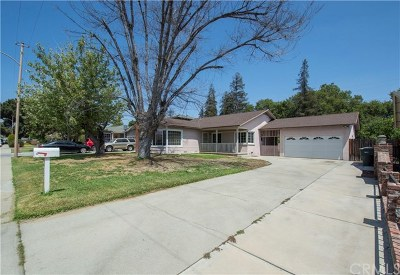 Chino Single Family Home For Sale: 12435 Loraine Avenue