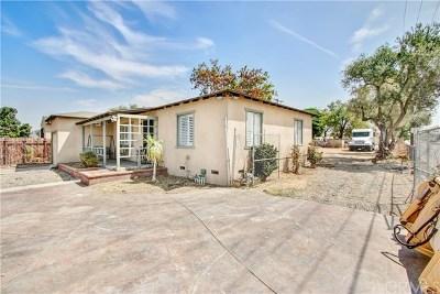 Fontana Single Family Home For Sale: 10487 Beech Avenue