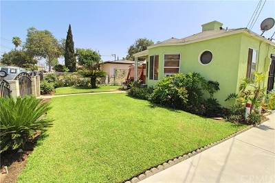 Monrovia Multi Family Home For Sale: 432 Los Angeles Avenue
