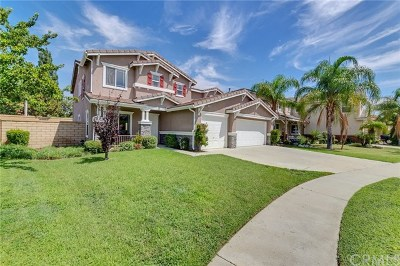 Rancho Cucamonga Single Family Home For Sale: 11334 Fulbourn Court