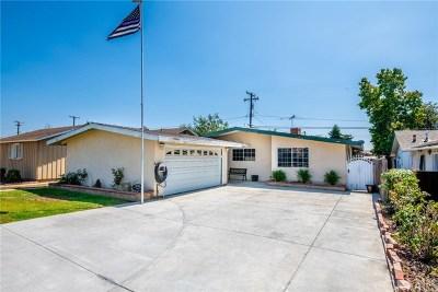 La Habra Single Family Home For Sale: 610 E Pinehurst Ave