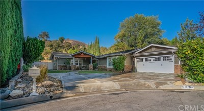 San Dimas Single Family Home For Sale: 2769 W Dalepark Drive