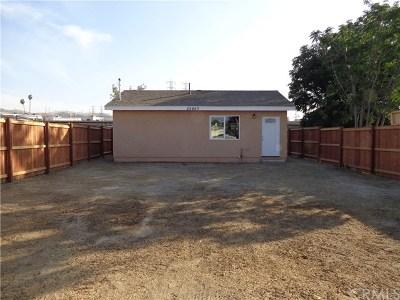 Loma Linda Single Family Home For Sale: 25963 Juanita Street