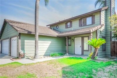 Rancho Cucamonga Single Family Home For Sale: 10737 Sundance Drive