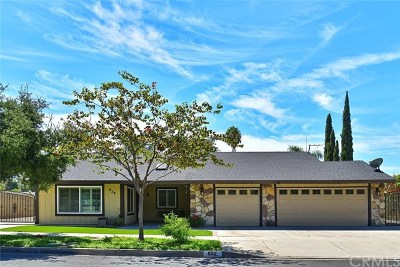 San Dimas Single Family Home For Sale: 532 E Baseline Road