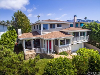 Dana Point Single Family Home For Sale: 34742 Doheny Place