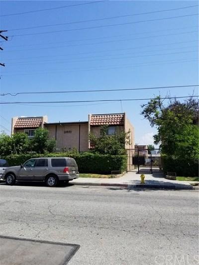 El Monte Condo/Townhouse For Sale: 11937 Magnolia Street #20