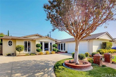 Los Alamitos Single Family Home For Sale: 2751 Blume Drive