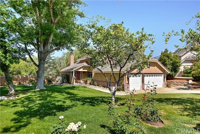 Claremont Single Family Home For Sale: 3701 Grand Avenue