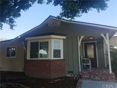 West Covina Single Family Home For Sale: 1207 E Puente Avenue