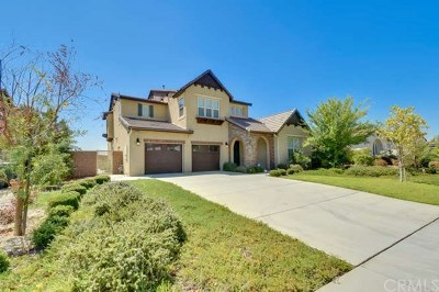 Rancho Cucamonga CA Single Family Home For Sale: $799,999