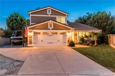 La Verne Single Family Home For Sale: 1416 Via Corta