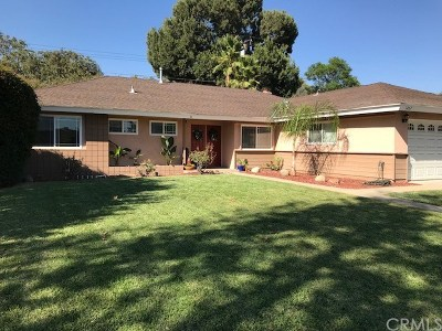 Upland Single Family Home For Sale: 1267 Howard Street