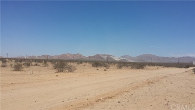 Apple Valley Residential Lots & Land For Sale: Johnson Road