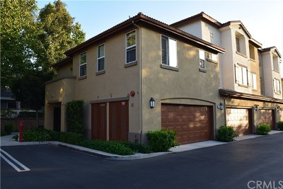 Chino Hills Condo/Townhouse For Sale: 17871 Shady View Drive #1801