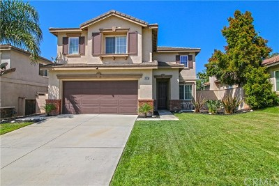 Rancho Cucamonga Single Family Home For Sale: 7150 Turning Leaf Place