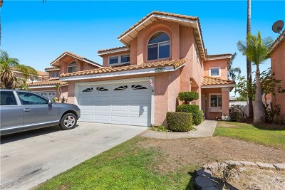 Chino Hills Single Family Home For Sale: 15721 Altamira Drive