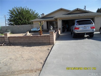 California City Single Family Home For Sale: 10206 Rea Avenue