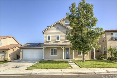 Eastvale Single Family Home For Sale: 13268 Wooden Gate Way