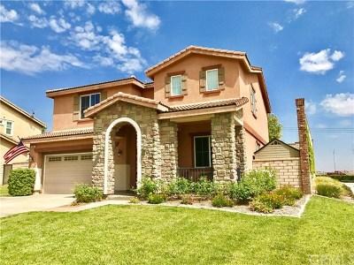 Fontana Single Family Home For Sale: 15431 Petunia Street
