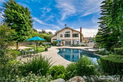 La Verne Single Family Home Active Under Contract: 5562 Rotary Drive