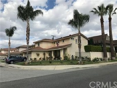 Pomona Single Family Home For Sale: 1924 Citrus Place