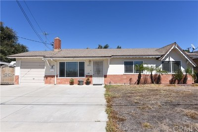 Pomona Single Family Home For Sale: 815 E Columbia Avenue