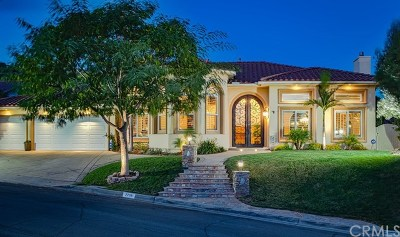 Claremont Single Family Home For Sale: 2708 San Angelo Drive