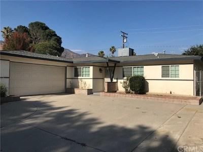 Single Family Home For Sale: 4965 N E Street