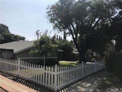 Covina Single Family Home For Sale: 18524 E Gallarno Drive
